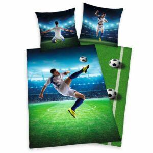2 részes pamut Focis ágyneműhuzat (Football)