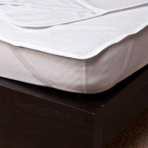 Frottír matracvédő PVC-vel, 140×200 cm