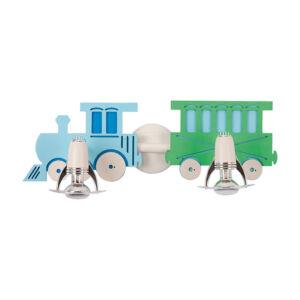 Nowodvorski Train gyermek fali lámpa