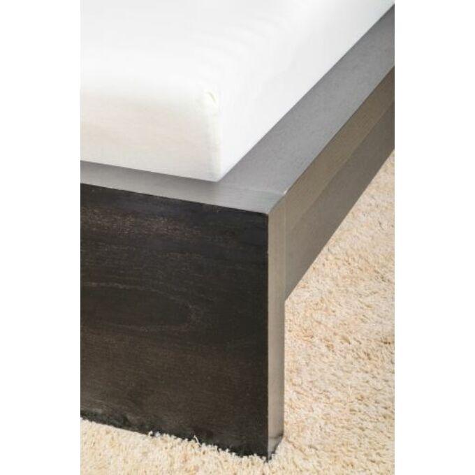 Jersey lepedő 160×200 cm, fehér