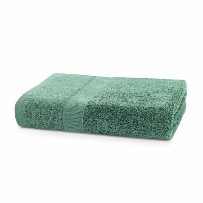 Marina 100% pamut törölköző - 70*140 cm - zöld