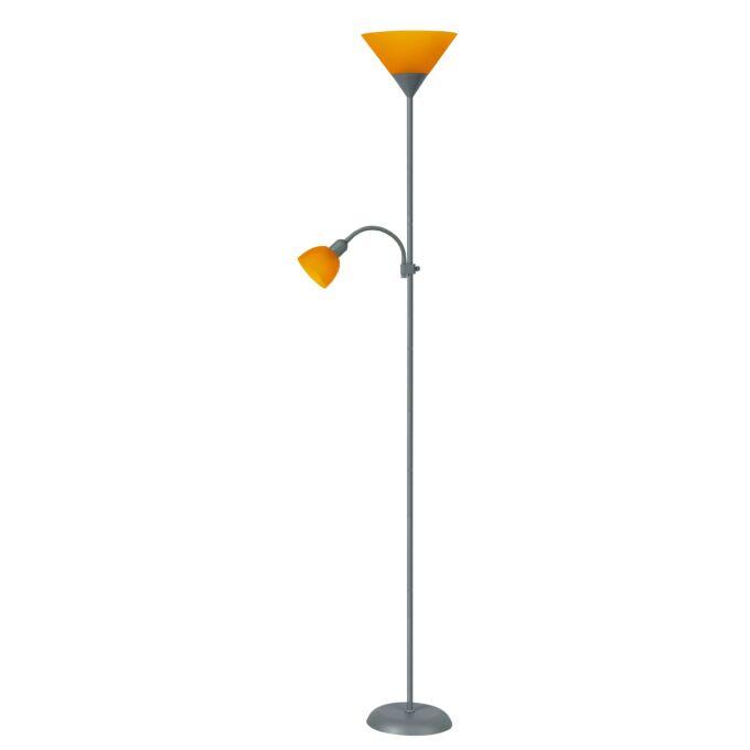 Rábalux Action állólámpa - narancs