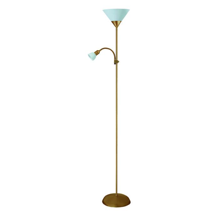 Rábalux Action állólámpa - bronz