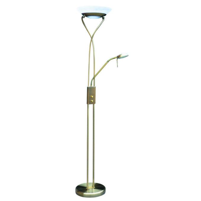 Rábalux Gamma állólámpa - bronz