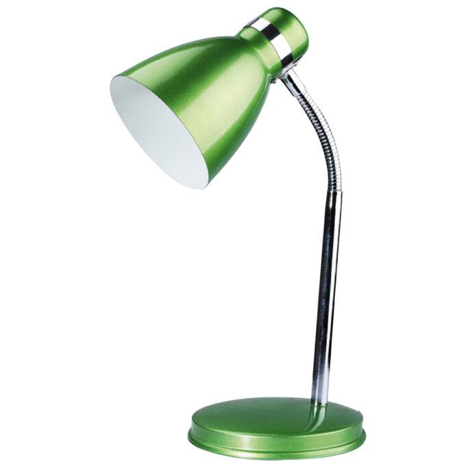 Rábalux Patric asztali lámpa - zöld