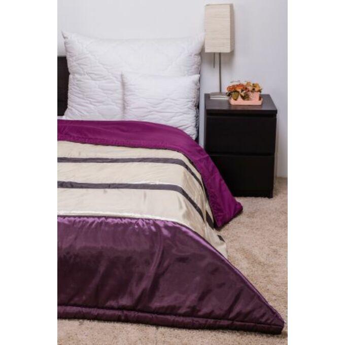 Taft Elegant ágytakaró - Purple