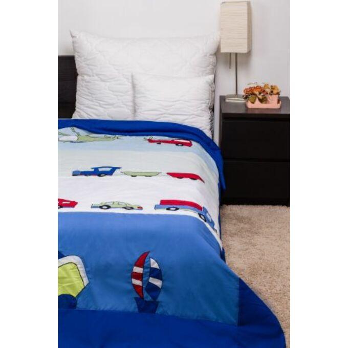 Gyermek ágytakaró - Autós