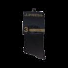 J.Press női bokazokni 3 páras csomagban - 39-40 - fekete - MP3WS100