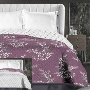 Calluna ágytakaró - 240 260 cm - viola-krém 8c48ac0ea9