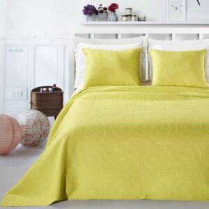 Elodie ágytakaró - 220 240 - lime zöld + 2 db díszpárna huzat (2 e4ed468c0b