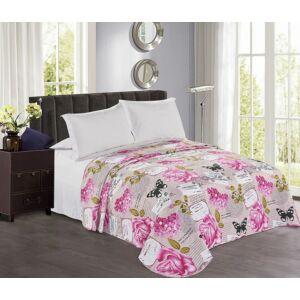 Gina ágytakaró - 170 210 cm - virágos d6868c6788