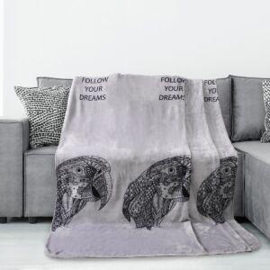 Polár pléd - 220 240 cm (extra nagyméret) - Macaw 25d692a3d9