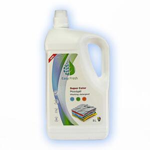 Easy Fresh – Color Mosógél 5L - 83 Mosás