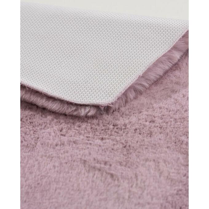 Premium Bali fürdőszobaszőnyeg - mosható - extra puha - 40*60 cm - rose