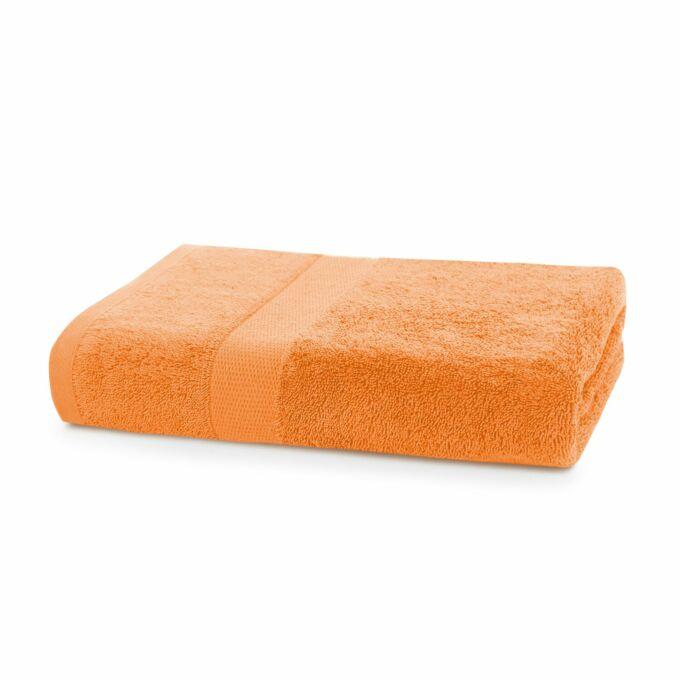 Marina 100% pamut törölköző - 70*140 cm - narancs