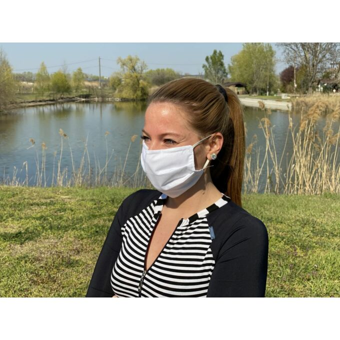 Naturtex Medisan szájmaszk - 2 rétegű - 50 db / csomag