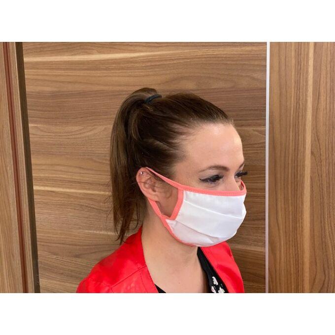 Naturtex - Medisan 2 rétegű szájmaszk - körbe gumis- 5 db /csomag