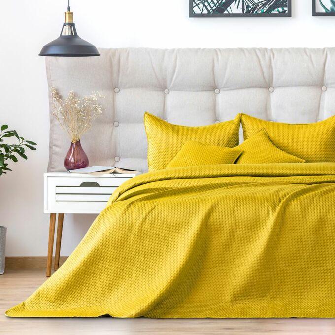 Carmen ágytakaró - 260*280 cm - Méz