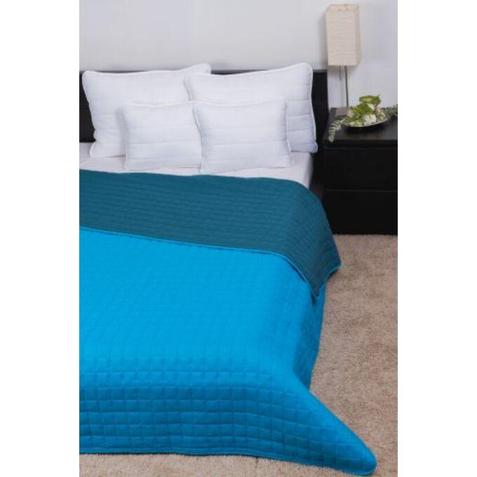 Laura ágytakaró microfiber türkiz-kék
