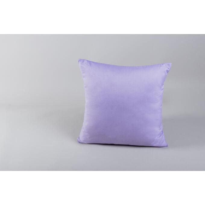 Naturtex Laura díszpárna - azonos színű ágytakaróhoz - világoslila