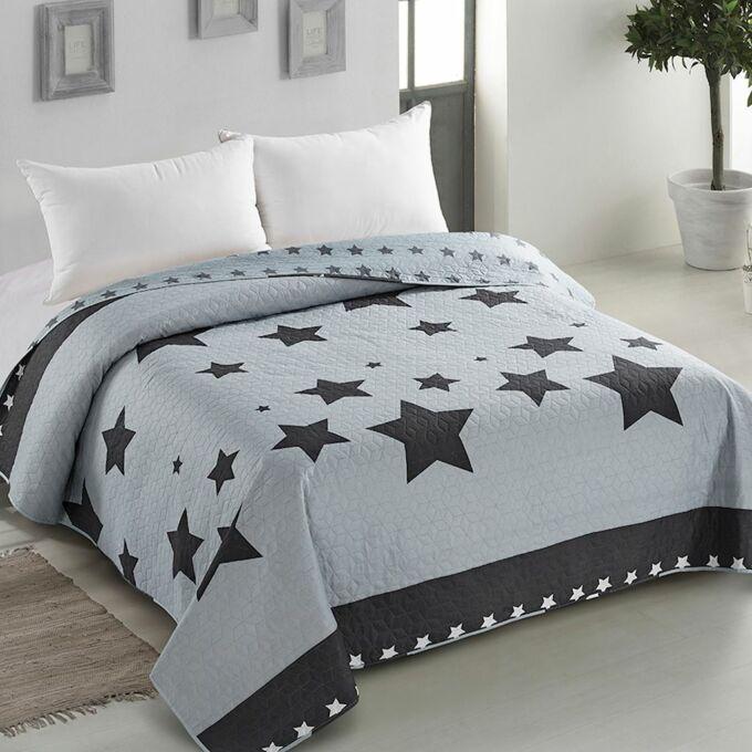 Starlight ágytakaró - 240*260 cm - kétoldalas