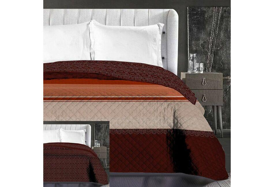 Kép 1 4 - Geoffrey ágytakaró - 170 210 cm - narancs-barna 7b6ebbbf71